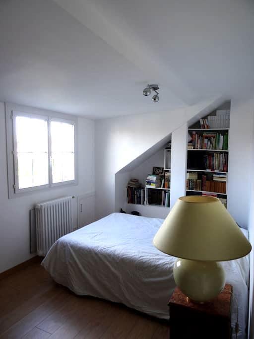 Belle chambre à louer dans maison particulière - Saint-Sébastien-sur-Loire - Hus