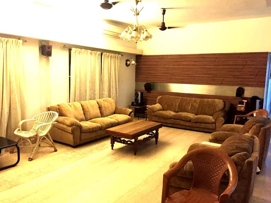 Cozy room in a big house - Chennai - Bungalow