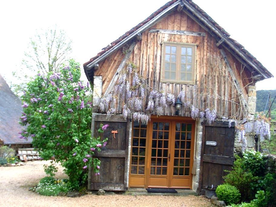 Gite le Fournil - Saint-Pierre-Toirac