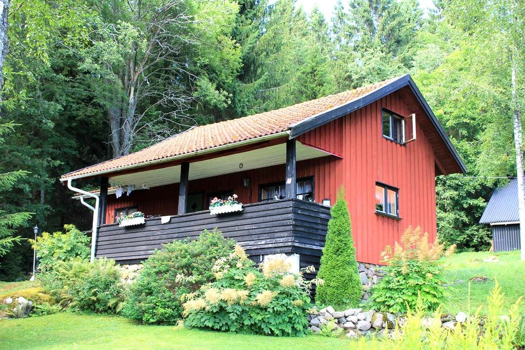 Quiet and lovely place near lake - Filipstad