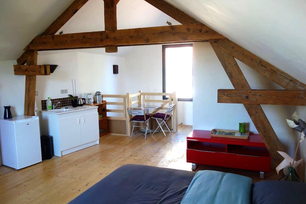 Studio au calme en centre-ville - Niort - Lägenhet