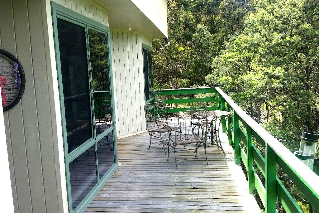 Bruny View Tree House - Woodbridge