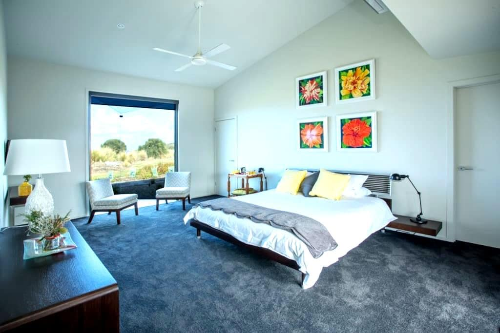 Luxury Spa room with views - Kilcunda - Huis