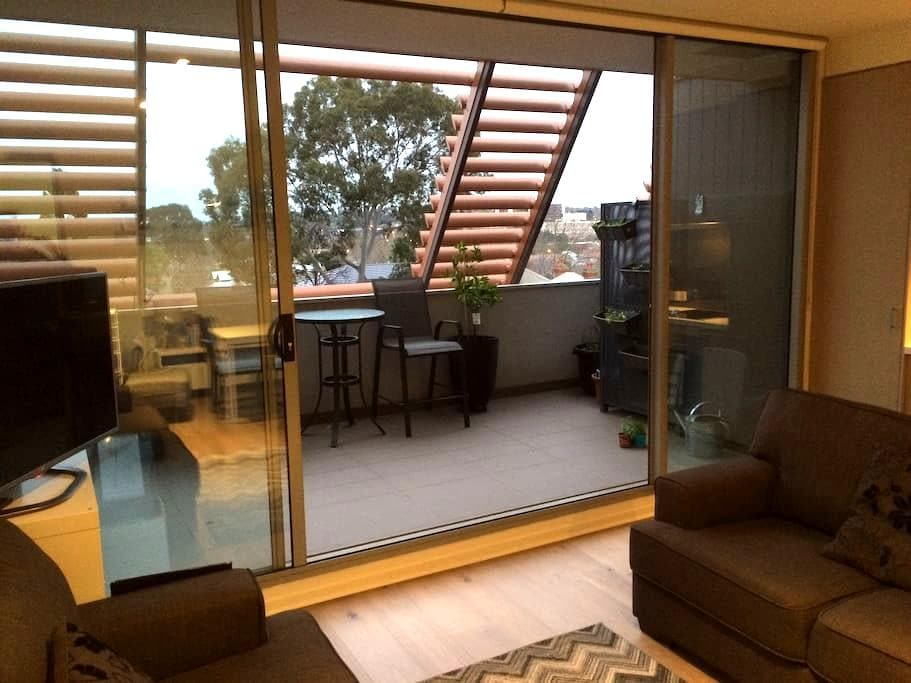 Modern apartment in Malvern - Malvern - Apartament