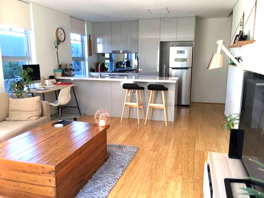 Stunning clean spacious appartment in Rosebery! - Rosebery - Wohnung