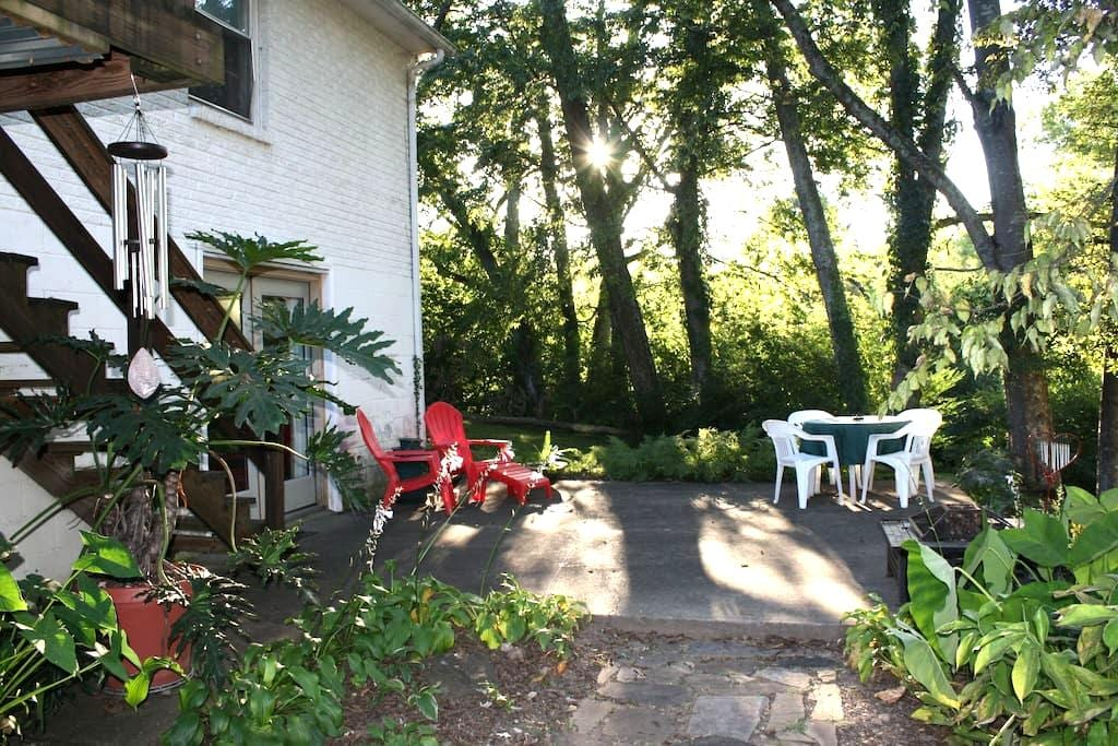 Tranquil Studio Flat in Donelson - Nashville - Appartement