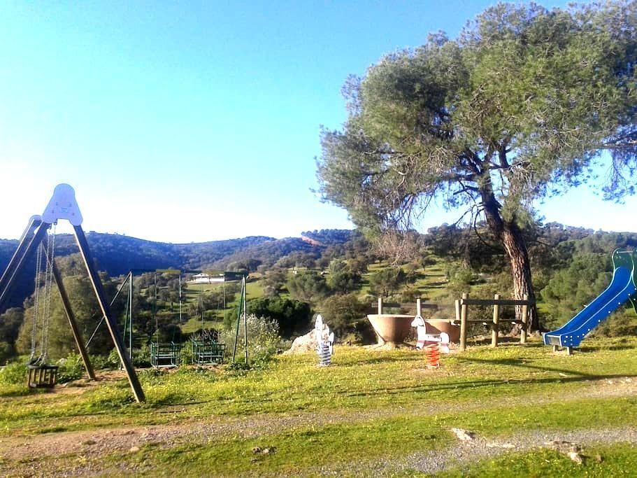 Casa rural amueblada - Villafranca de Córdoba - Huis
