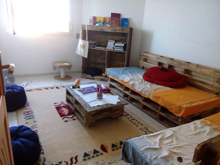 cozy room - Sousse - Condominium