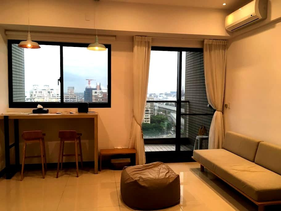 #2 minimalist house with balcony - 新北市 - Other