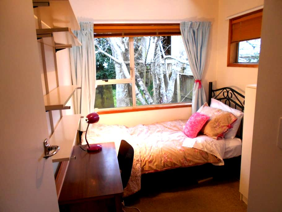 Single Bedroom with Lounge & Sunny Deck. - Auckland - Huis