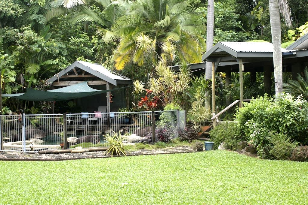 The Chantra Bed and Breakfast - Wongaling Beach - Bed & Breakfast