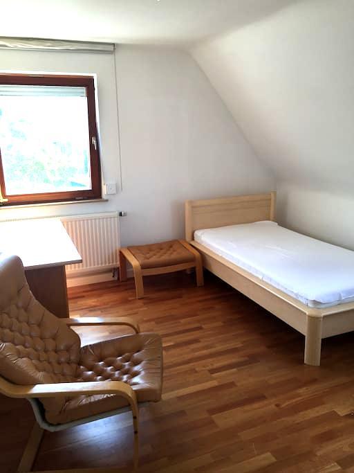 Teilwohnung - Aalen - Apartamento