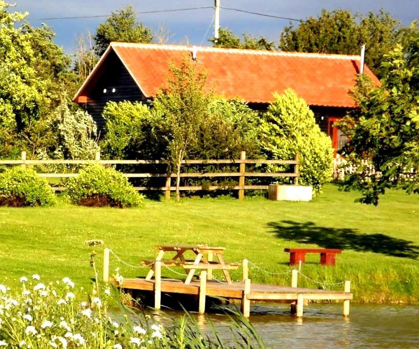 4 star rural self-catering cottage. - Thrandeston - Cabaña