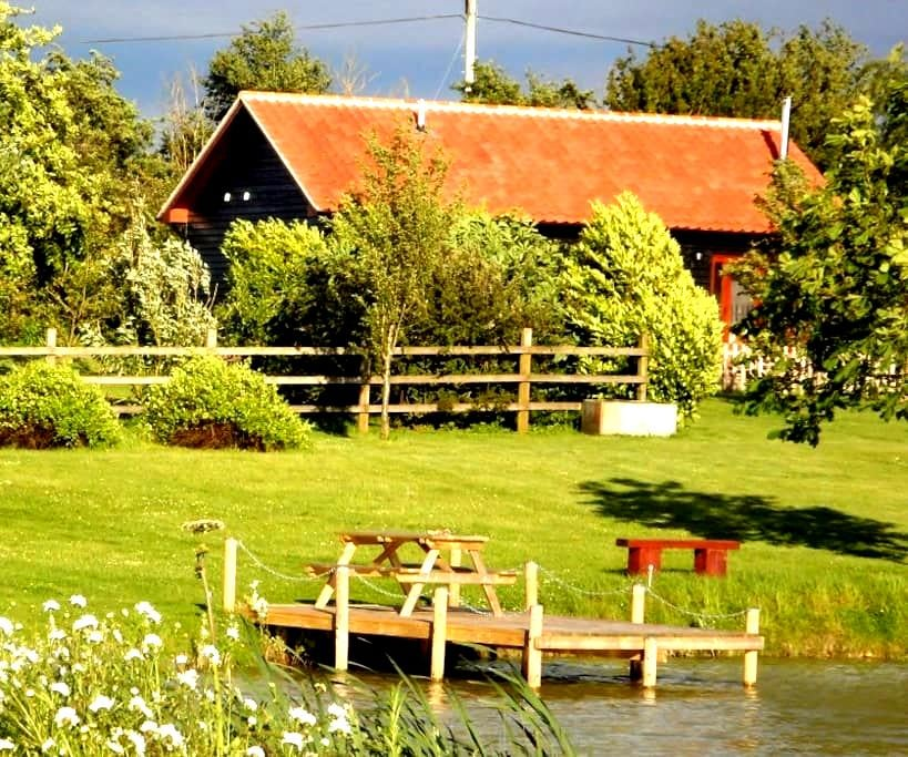 4 star rural self-catering cottage. - Thrandeston - Chatka