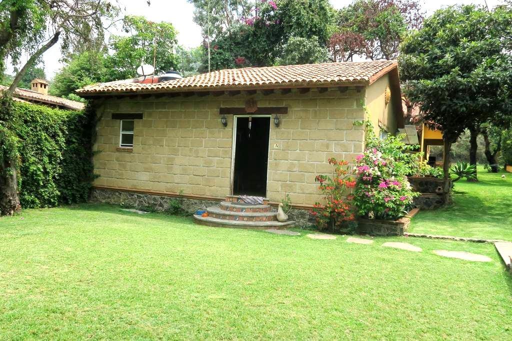 Casa de descanso Ohuatitla - Tepoztlán - Loft
