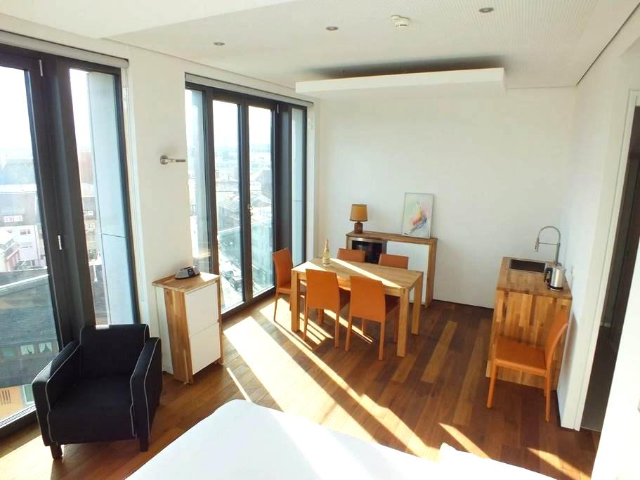Nice apartment with Münster view, the city center - 乌尔姆 - 公寓