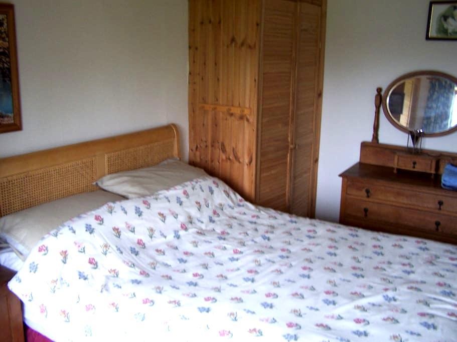 Hoodfarm ground floor room - Camborne - Bed & Breakfast