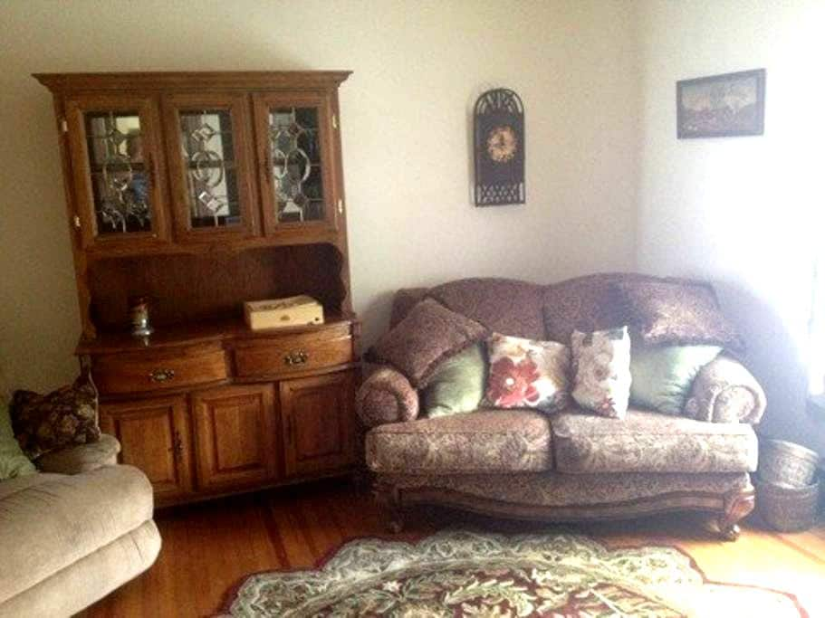 Catskill Mountain Country Apartment - Tannersville - Appartement