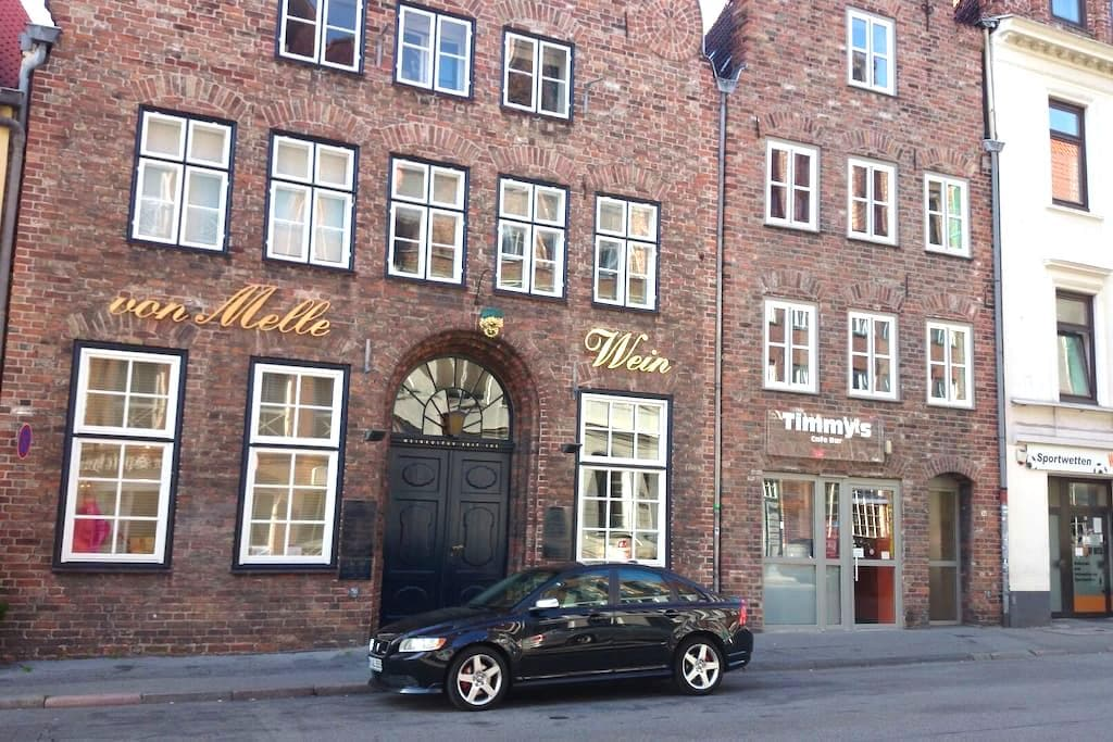 Appartements in the historic Centre - Lübeck - อพาร์ทเมนท์