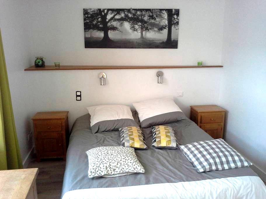Appart T2 lumineux  refait à neuf - Arras - Apartment