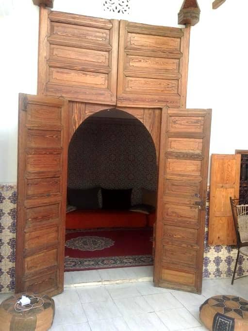 two single room - Rabat - Huis
