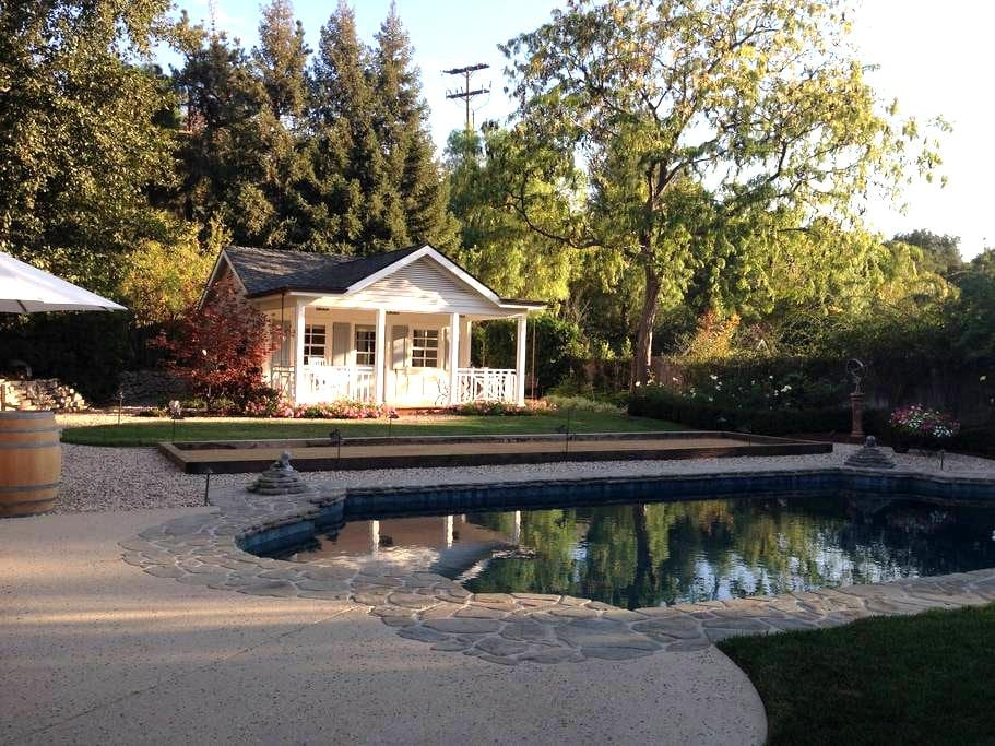 Spacious Tranquil Guest House - Thousand Oaks - Guesthouse