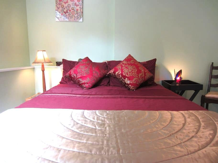 Heavenly luxury and tranquility.... - Auckland - Wohnung