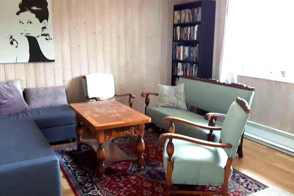 Cozy room in quiet area - Lillehammer - House