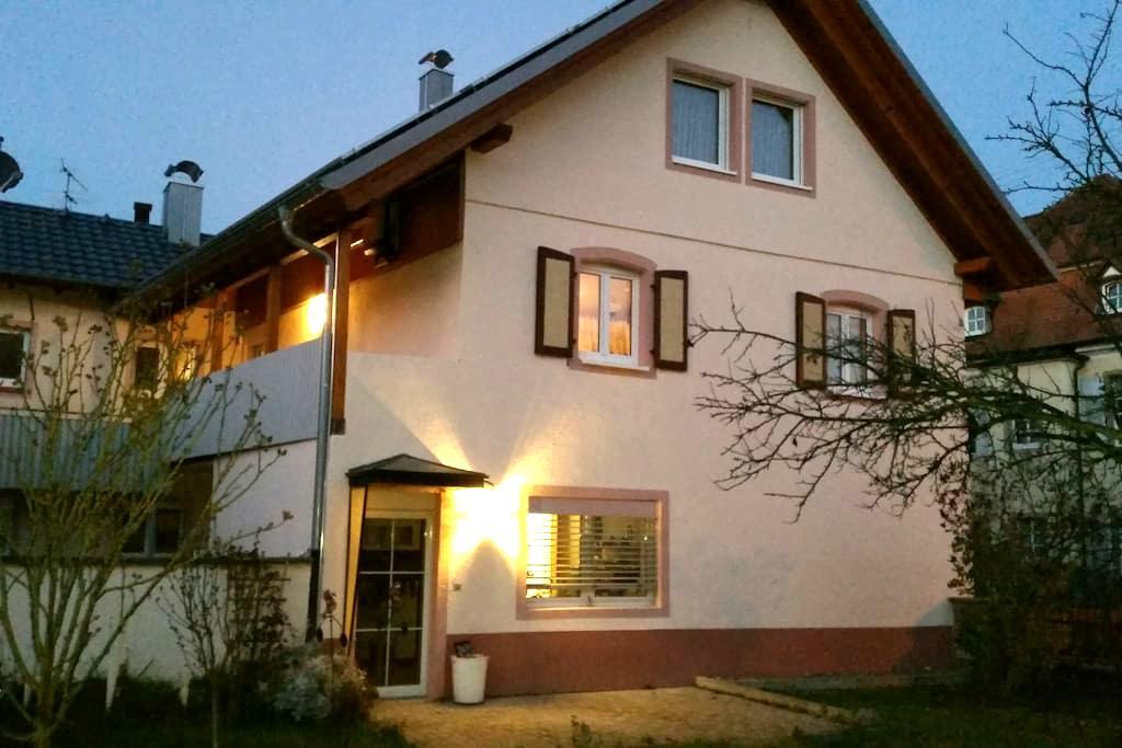 Sonniges Haus in Riegel am Kaiserstuhl - Riegel am Kaiserstuhl - Dom