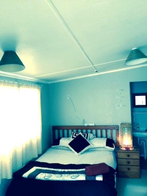 Central City Homestay, Queen Rm - Whanganui