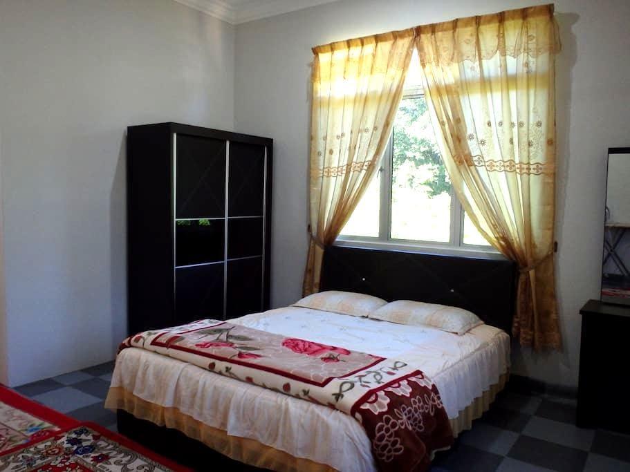 HOMESTAY CIKGU NOR - Kota Bharu - Casa