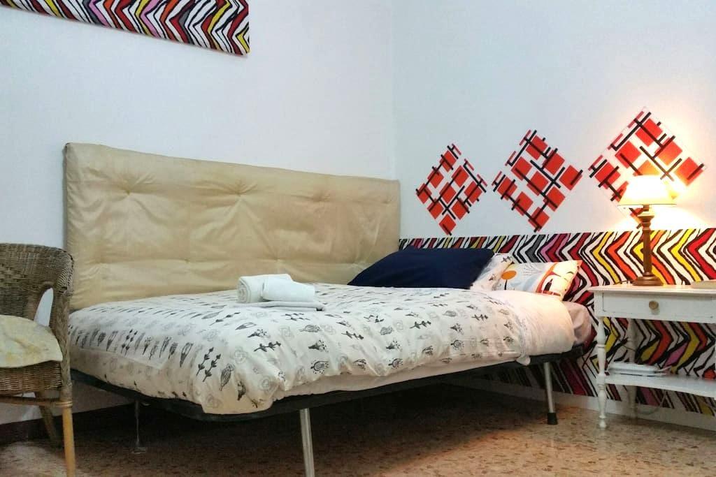 Camera singola o doppia in appartamento privato - Pisa - Apartamento