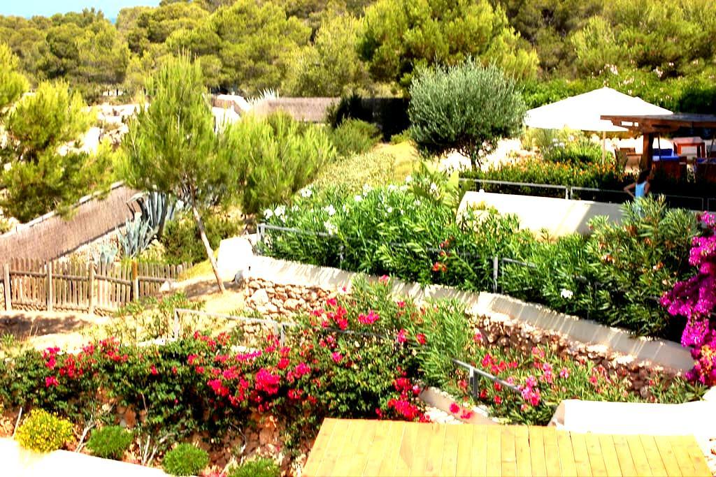 Maravillosas vistas, mar y piscina - Ibiza - Apartamento