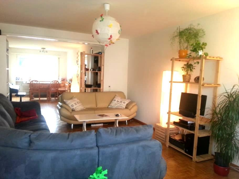 Cosy room near Zurich and its lake. 1-3 people - Stäfa - Apartment
