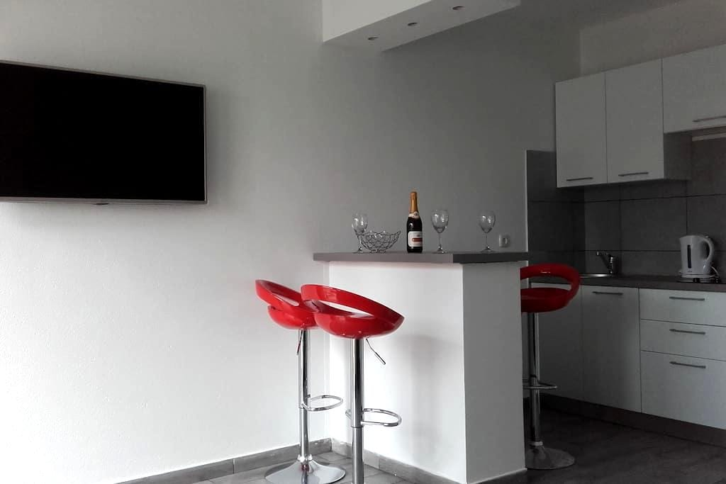 New studio apartment 2 persons - Zubovići - Huoneisto
