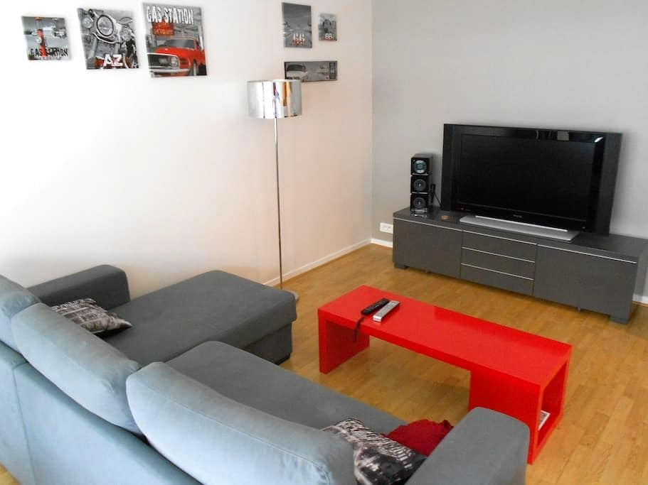 2 rooms fat, with parking lot - Courbevoie - Apartemen