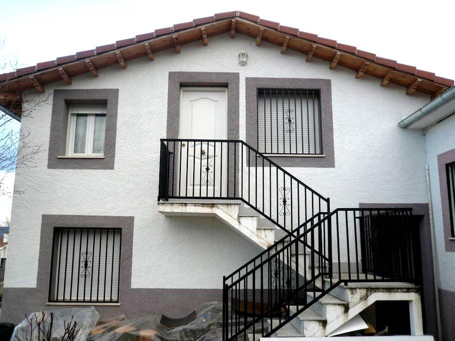 Apartamento rural - El Barco de Ávila - Apartemen