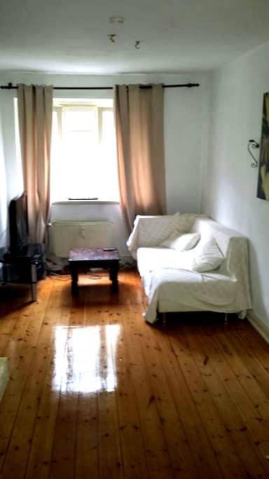 Wohnung im Künstlerviertel. - Hamburg - Apartment