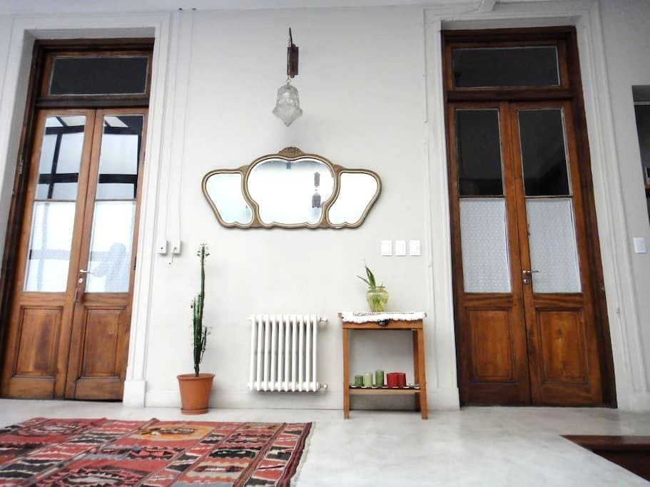 Independent house in historical building - Buenos Aires