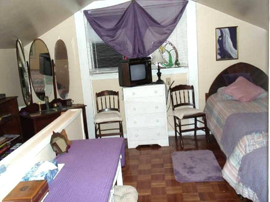 Bayside Guesthouse Upstairs - Fairhope - Bed & Breakfast
