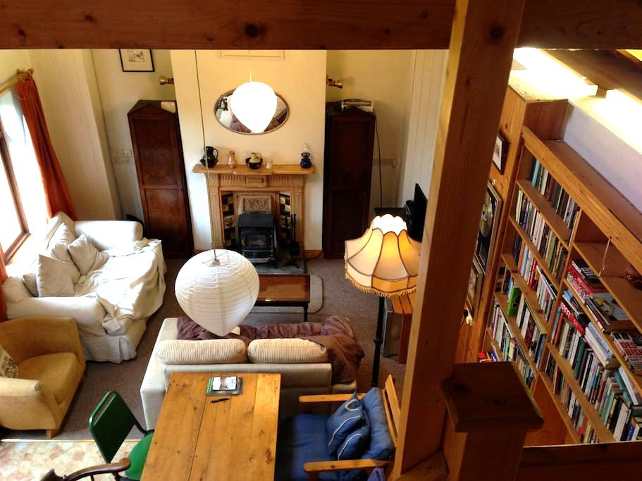 Charming Rustic Cottage near City Centre - Kilkenny - Hytte