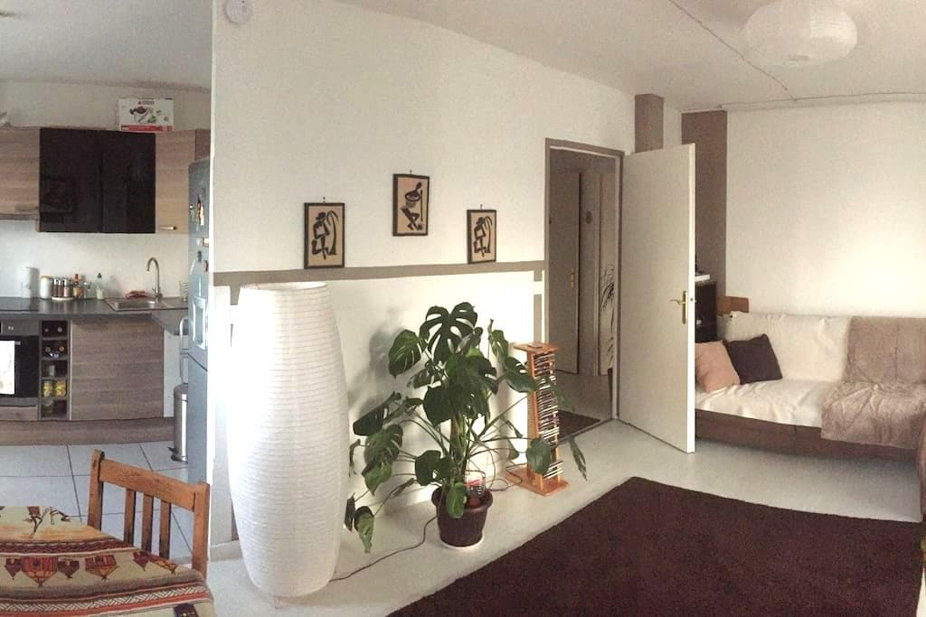 Apartment In Very Quiet Residence - Val-de-Reuil - Condominium
