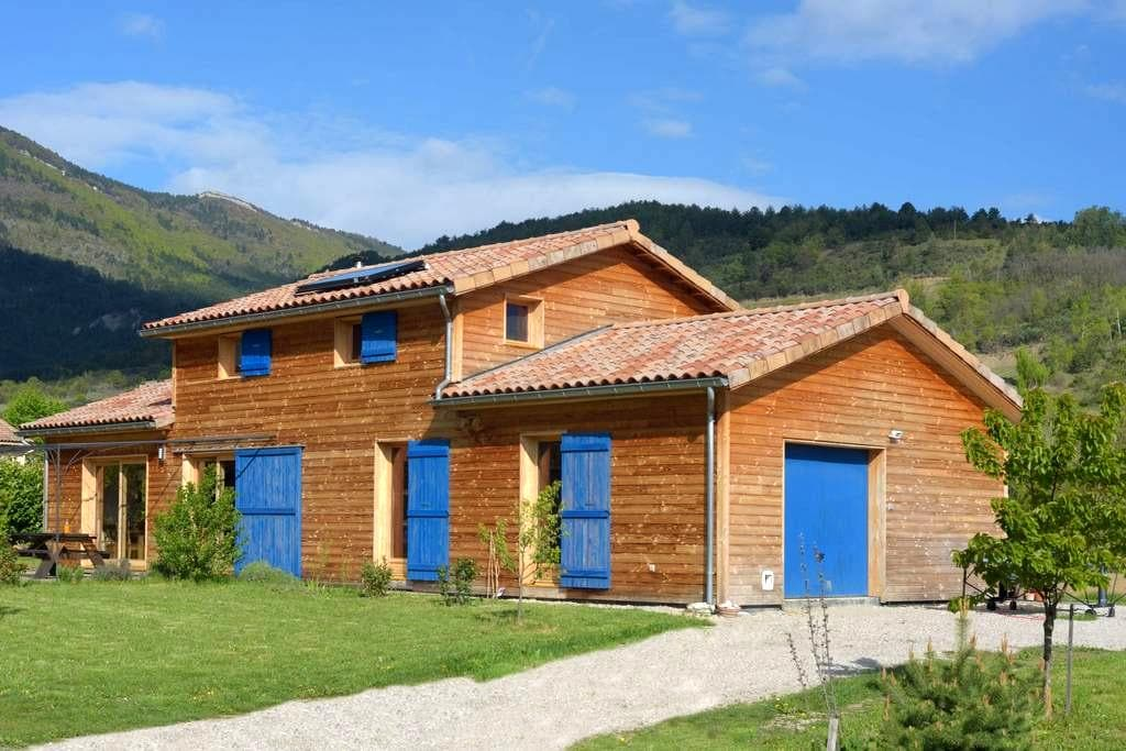 villa entre Provence et Vercors - Barnave