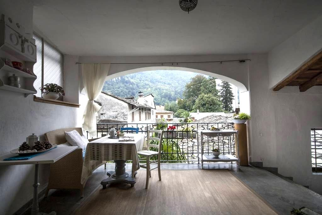 B&B historic building Chiavenna - Chiavenna - Bed & Breakfast