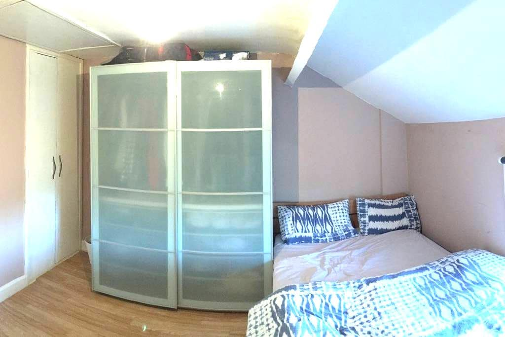 Clean Big Double Room In Centre - Northwich - Haus