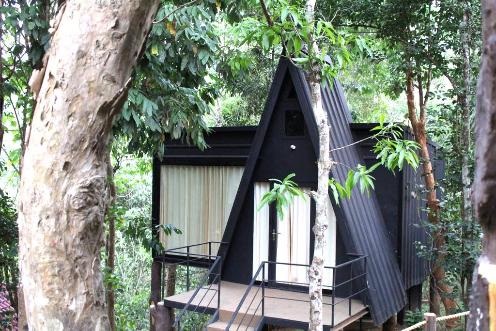 Romantic Hut in the Jungle - Meppadi