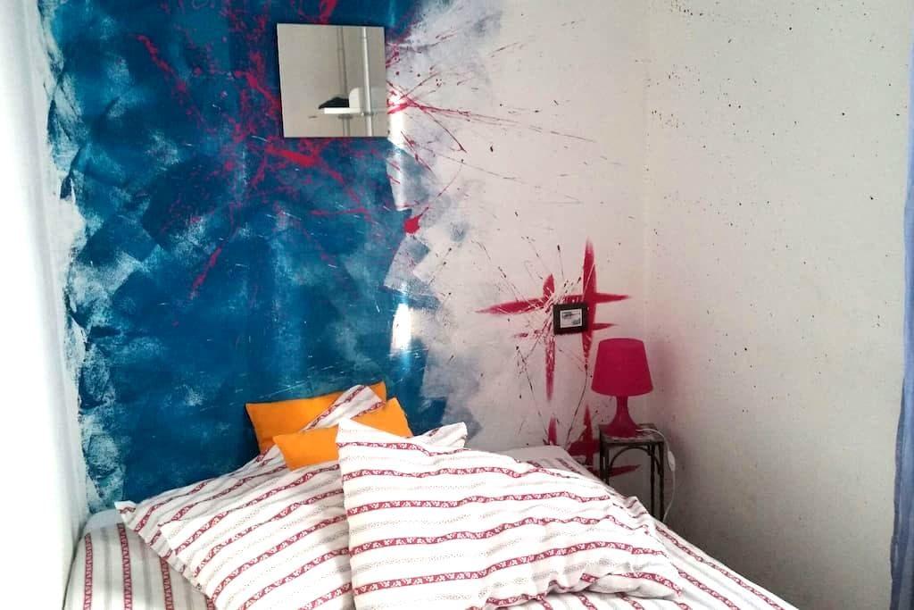 Stylish&Cozy private single Dreamroom - Milán - Villa