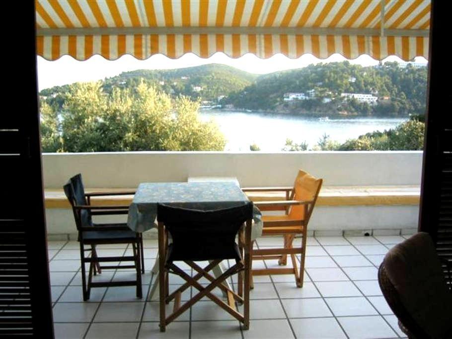 1 min. from beach, Skiathos Island - Skiathos - Villa