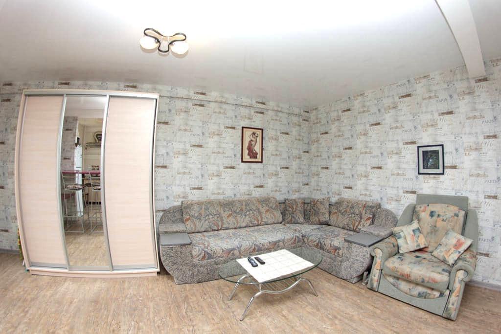 Квартира-студия посуточно - Kislovodsk
