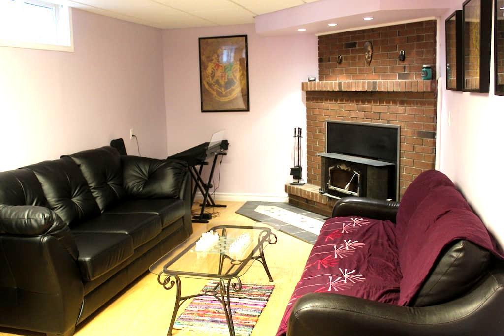 The Suite Lavender - Kitchener - Hus